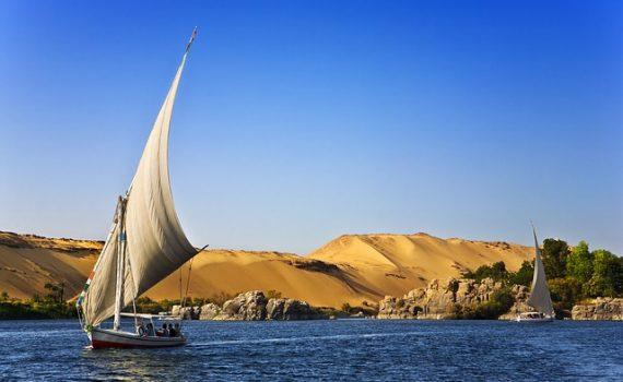 najlepszy czas na urlop w egipcie